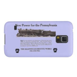 Poder para el ferrocarril 1926 de Pennsylvania Carcasa De Galaxy S5