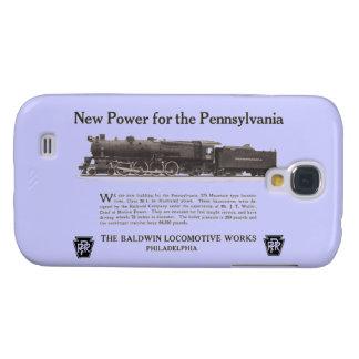 Poder para el ferrocarril 1926 de Pennsylvania Funda Para Galaxy S4