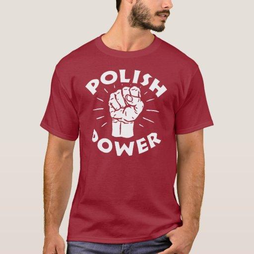 poder polaco playera