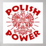Poder polaco poster