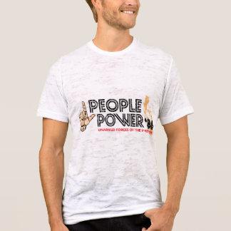 Poder popular de EDSA de 'camiseta 86 apariencias Playera