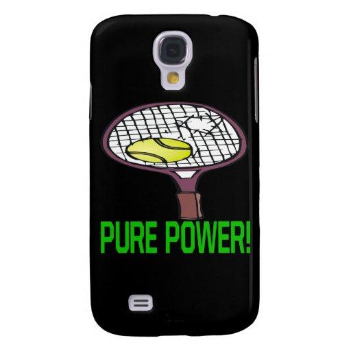 Poder puro funda para galaxy s4