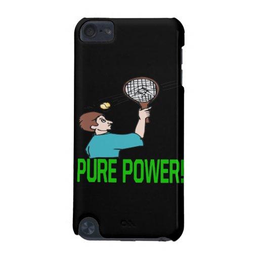 Poder puro funda para iPod touch 5G