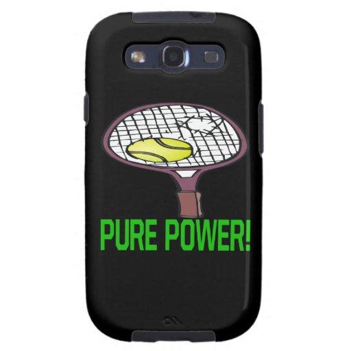 Poder puro galaxy SIII funda