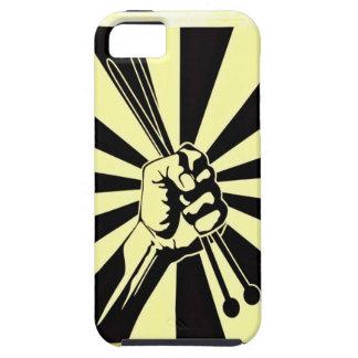 Poder que hace punto: De motivación creativo iPhone 5 Carcasa