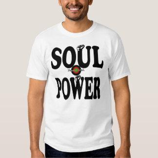 Poder RBG PPR T del alma de Powerklutch Poleras