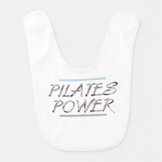 Poder SUPERIOR de Pilates Baberos De Bebé