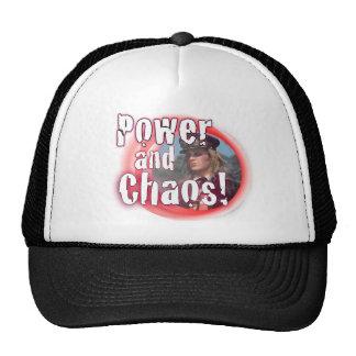 Poder y caos gorra