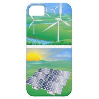 Poder y fuentes de energía iPhone 5 carcasas