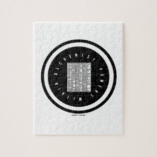 Poderes del alquimista dentro (logotipo de la rompecabeza