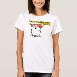 Podge - coffee #1 - Silent Scream T-Shirt