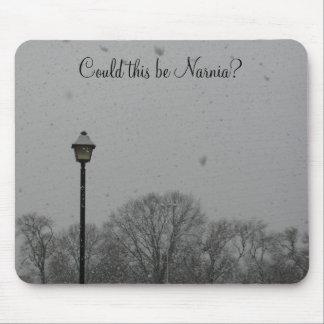 ¿Podía éste ser Narnia? Alfombrillas De Raton
