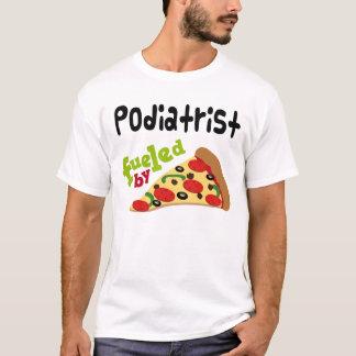 Podiatrist (Funny) Pizza T Shirt