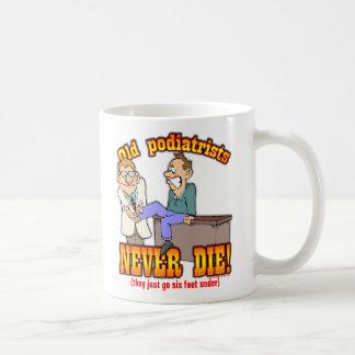 Podiatrists Coffee Mug
