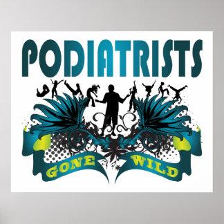 Podiatrists Gone Wild Print