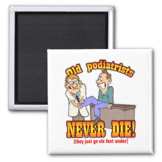 Podiatrists Fridge Magnets