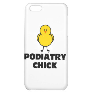Podiatry Chick Cover For iPhone 5C