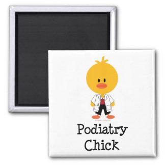 Podiatry Chick Magnet