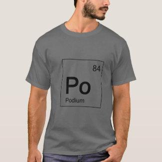 Podium T-Shirt