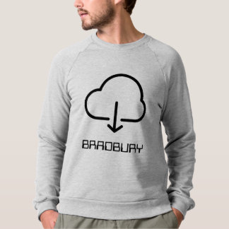 podpilots.com BRADBURY DOWNLOAD long sleeve Sweatshirt