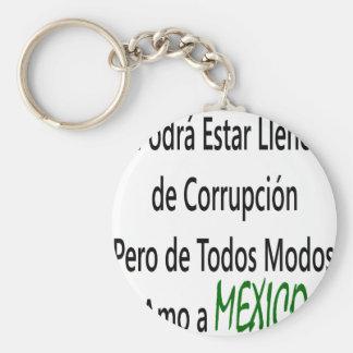 Podra Estar Lleno De Corrupcion Pero De Todos Modo Llavero