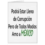 Podra Estar Lleno De Corrupcion Pero De Todos Modo Felicitación