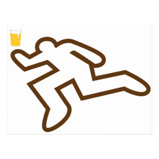 Podría asesinar una cerveza postal