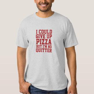 Podría dar para arriba la pizza poleras