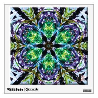 Pods Kaleidoscope Wall Decal