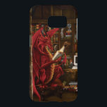 "Podthology the Pod Complex Samsung Galaxy S7 Case<br><div class=""desc"">Red dragon sitting in his computer den reading a book. Around him are many treasures from all of his adventures.</div>"