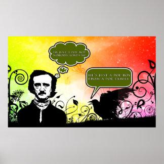 Poe Boy Print