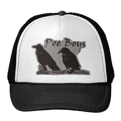 Poe Boys Mesh Hats