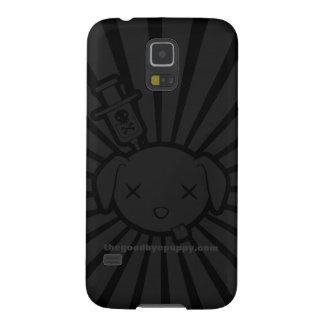 Poe Burst Samsung Galaxy Nexus Case - Ghost