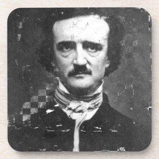 Poe Drink Coaster