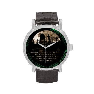 "Poe ""el graves "" relojes"