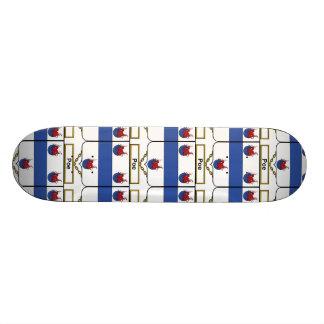 Poe Family Crest Skate Decks