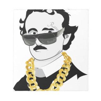 Poe Hip Hop Notepad