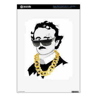 Poe Hip Hop Skins For iPad 3