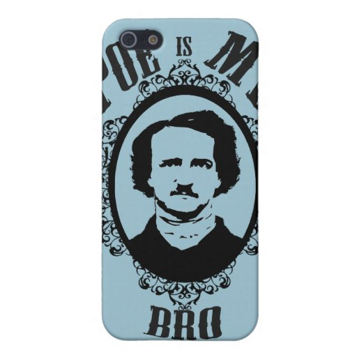 Poe is my Bro Funny Graphic Design iPhone 5/5S Covers