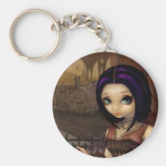 """""""Poe"""" Keychain"""