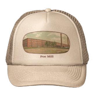 Poe Mill Cap Hat