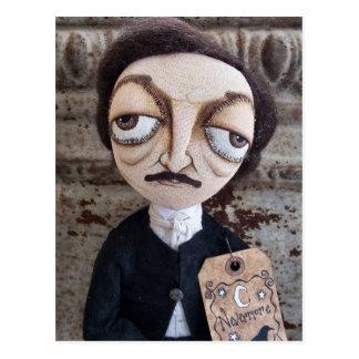 Poe Nevermore Postcard