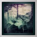 Poe Nevermore Print
