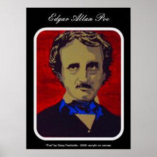 'Poe' Poster Print