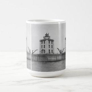 Poe Reef Lighthouse Coffee Mug