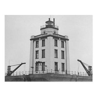 Poe Reef Lighthouse Postcard