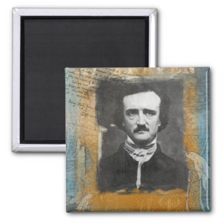 Poe Remixed Magnet