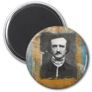 Poe Remixed Magnets