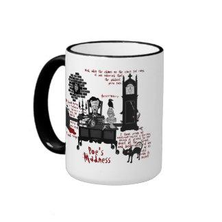 Poe s Madness Version 2 Mug