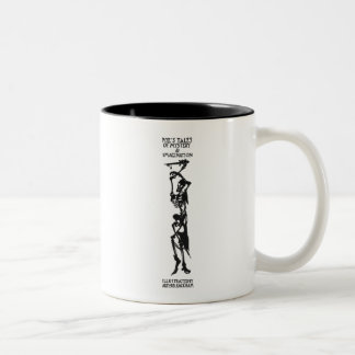 Poe s Tales of Mystery Imagination Skeleton Mugs